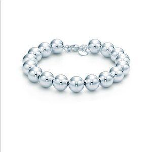 Tiffany & Co. Jewelry - [Tiffany & Co.] Ball Bracelet Sterling Silver